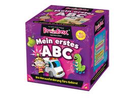 Brain Box My First ABC German