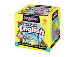 Brain Box Lets Learn English
