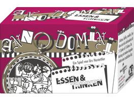Anno Domini Essen und Trinken