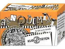 Anno Domini - Kuriositäten, Quizspiel