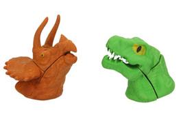 Depesche 5299 Dino World 3D Puzzle Radierer