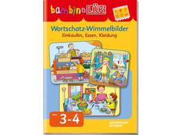 bambinoLÜK Wimmelbilder