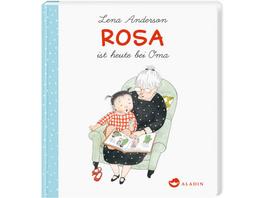 Anderson,Rosa/Zimtschnecken