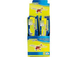 Outdoor active Styropor-Flieger, Länge 18cm, sortiert
