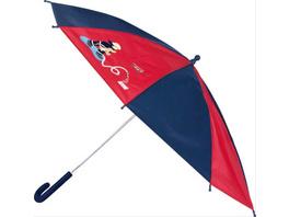 Sigikid 23421 Regenschirm Frido Firefighter, ab 3 Jahre
