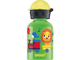SIGG Jungle Train Trinkflasche, 0,3 Liter