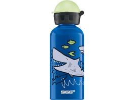 SIGG SharkiesTrinkflasche, 0,4 Liter