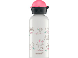 SIGG All My Friends Trinkflasche, 0,4 Liter