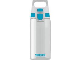 SIGG TOTAL CLEAR ONE Aqua 0,5 Liter Trinkflasche