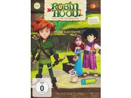 Robin Hood - Schlitzohr von Sherwood (1)DVD z.TV-Serie-Die Schatzkiste