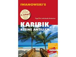 Karibik Kleine Antillen - Reiseführer von Iwanowski