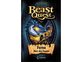 Ferno Herr des Feuers / Beast Quest Bd.1