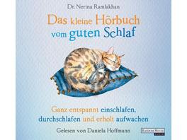 Das kleine Hör-Buch vom guten Schlaf