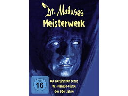 Dr. Mabuses Meisterwerk - Box  [6 DVDs]