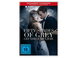 Fifty Shades of Grey 2 - Gefährliche Liebe