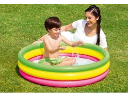 Planschbecken 102x25cm ''Summer Set Pool'' 3-Ringe