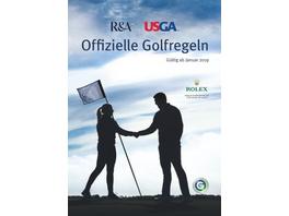 Offizielle Golfregeln 2019