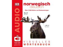 Visuelles Wörterbuch Norwegisch Deutsch