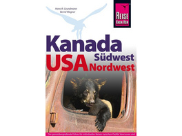 Reise Know-How  Kanada Südwest/USA Nordwest