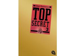 Der Ausbruch / Top Secret Bd.3